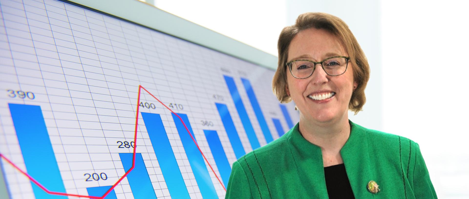 Keynote Speaker Ellen Peters